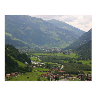 Stein Valley, Austria Postcard