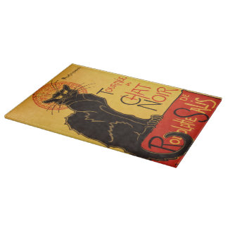 Steinlen: Chat Noir Cutting Board