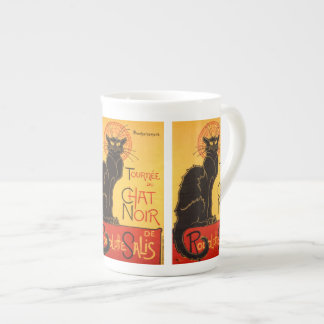 Steinlen: Chat Noir Tea Cup