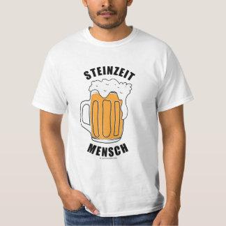 Steinzeit Mensch T-Shirt