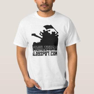 Steklovata.Blogspot Basic Logo Design T-Shirt