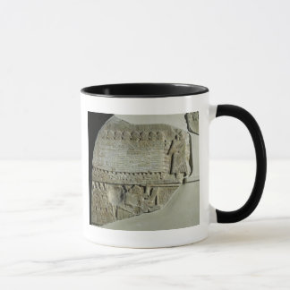 Stele of the Vultures Mug