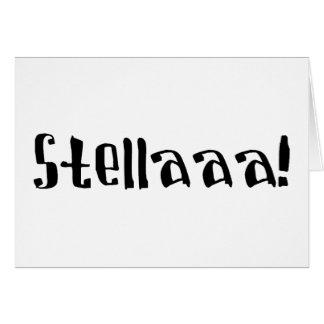 Stella Card