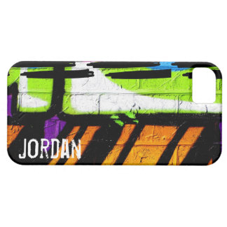 Stella Graffiti Personalize Spray Paint iPhone 5 Case