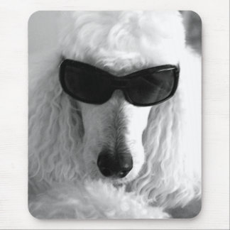 Stella the Wonder Poodle Mouse Pad
