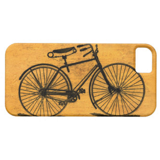 Stella Vintage Bicycle Read Between the Lines iPhone 5 Covers