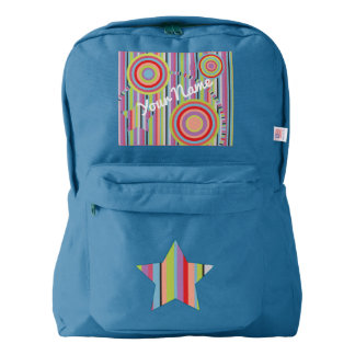 Stellar Beams American Apparel™ Backpack