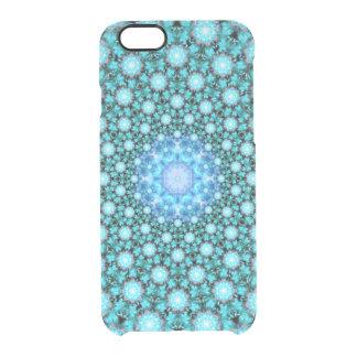 Stellar Cascade Mandala Clear iPhone 6/6S Case