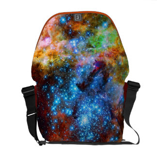 Stellar Nursery R136 in the Tarantula Nebula Courier Bags