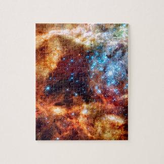Stellar Nursery R136 Puzzle