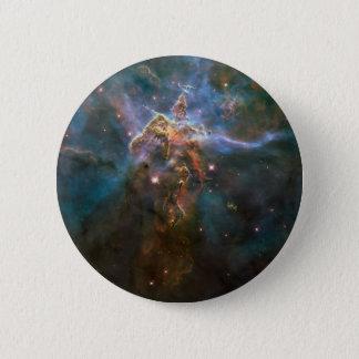 Stellar Spires Eagle Nebula 2 Inch Round Button