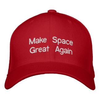 "Stellaris-Themed ""Make Space Great Again"" Hat"