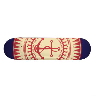 StellaRoot Anchor Down RNC Skate Boards