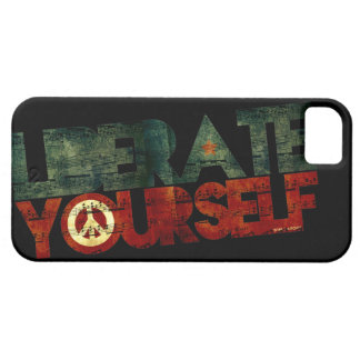 StellaRoot Liberate Yourself Music Election iPhone 5 Covers