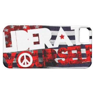 StellaRoot Liberate Yourself Music Election Case For The iPhone 5