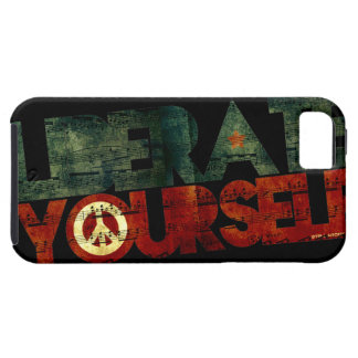 StellaRoot Liberate Yourself Peace Music Election Case For The iPhone 5