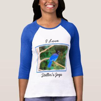 Steller's Jay T-Shirt