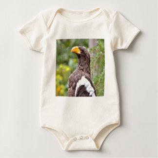 Steller's Sea Eagle Baby Bodysuit