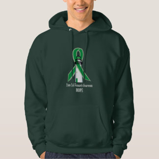 Stem Cell Lighthouse of Hope Hoodie