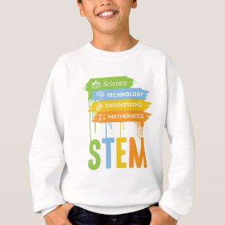 STEM Science Technology Engineering Math School Sweatshirt