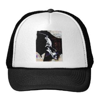 Stencil Action Trucker Hat