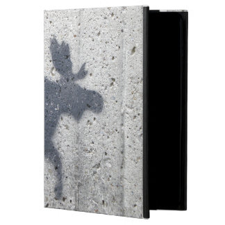 Stencil Graffiti Moose Cover For iPad Air