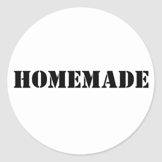 Stencil Homemade Sticker