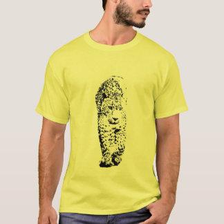 Stencil Leopard T-Shirt