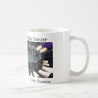 Step Dance Circle Feet - Mug