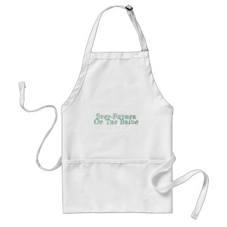 Step-Father Of The Bride Apron