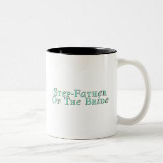 Step-Father Of The Bride Mug