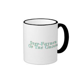Step-Father Of The Groom Mug