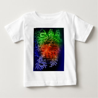 Step Into Color Baby T-Shirt