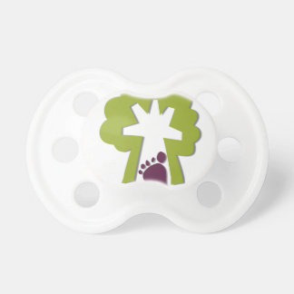 STEP INTO NATURE BABY PACIFIERS