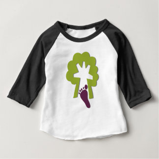 STEP INTO NATURE BABY T-Shirt