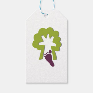 STEP INTO NATURE PACK OF GIFT TAGS