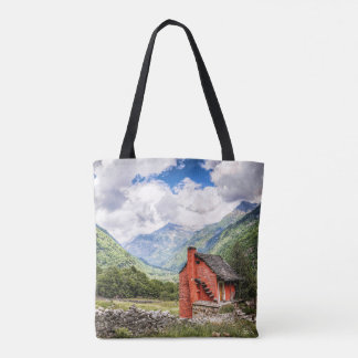 Step Into The Fresh Air Of Nature Tote Bag