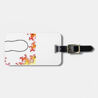 step into the future luggage tag