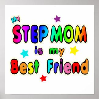 Step Mom Best Friend Poster