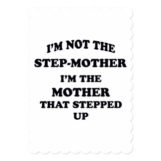 Step-Mother Card