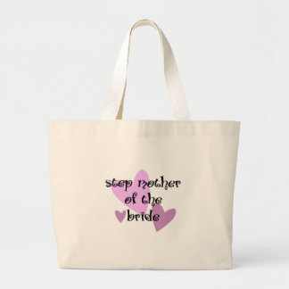 Step Mother of the Bride Canvas Bag