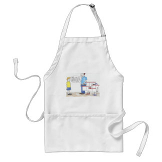 Step Out Standard Apron