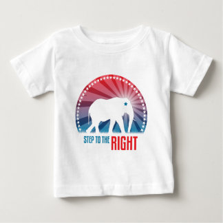 Step To the Right Baby T-Shirt