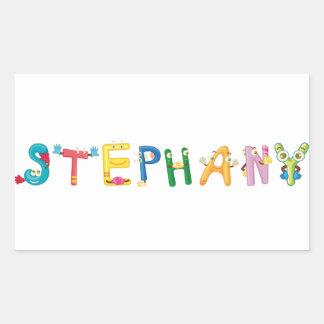 Stephany Sticker