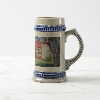 Stephen Condo WaterColor Beer Stein