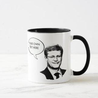 Stephen Harper Mug