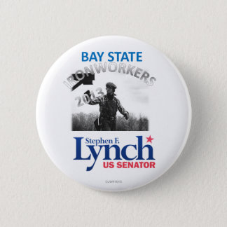 Stephen Lynch Iornworkers pin