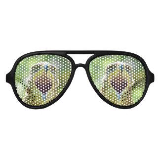 Steppe Eagle Head 001 2.1 Aviator Sunglasses