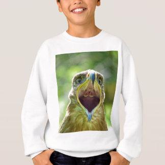 Steppe Eagle Head 001 2.1 Sweatshirt