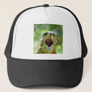 Steppe Eagle Head 001 2.1 Trucker Hat